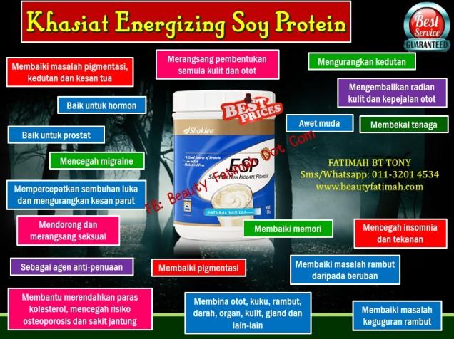 ESP Shaklee: Minuman Protein Kegemaran Ramai