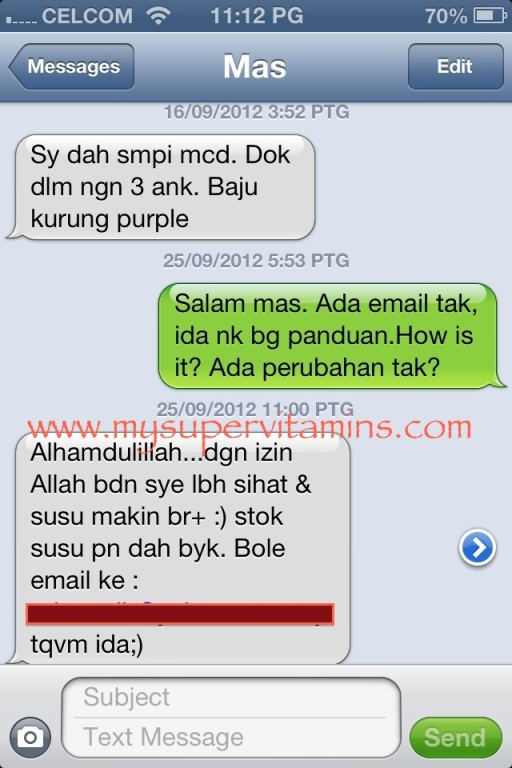 testimonial bf with shaklee