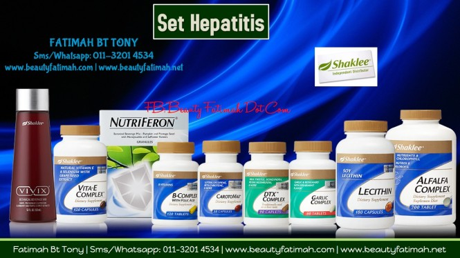 set masalah hepatitis