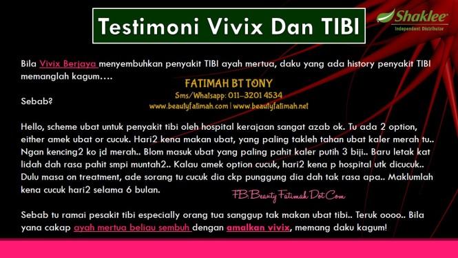 vivix dan tibi